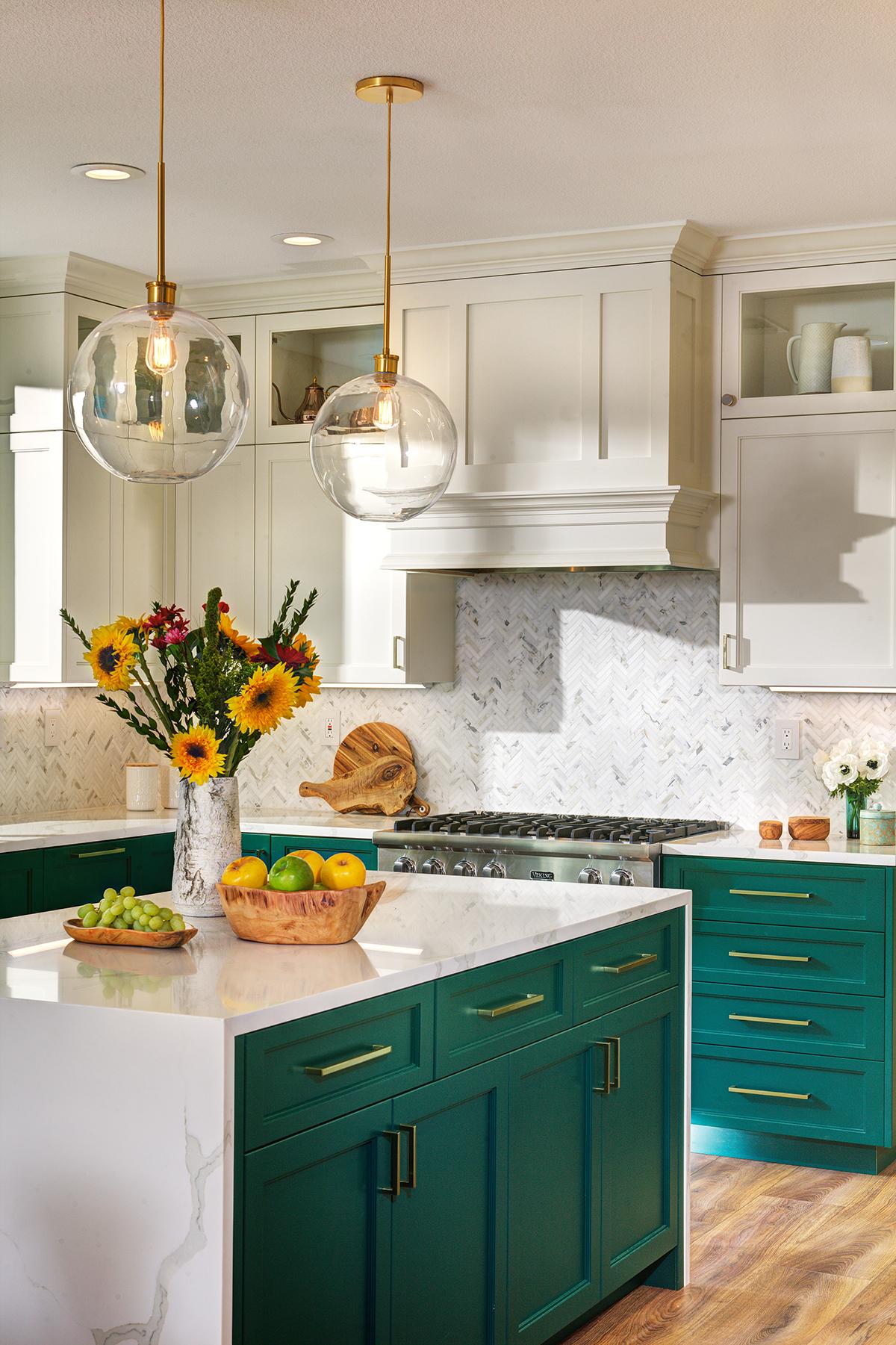 El Dorado Hills Kitchen Remodel 1