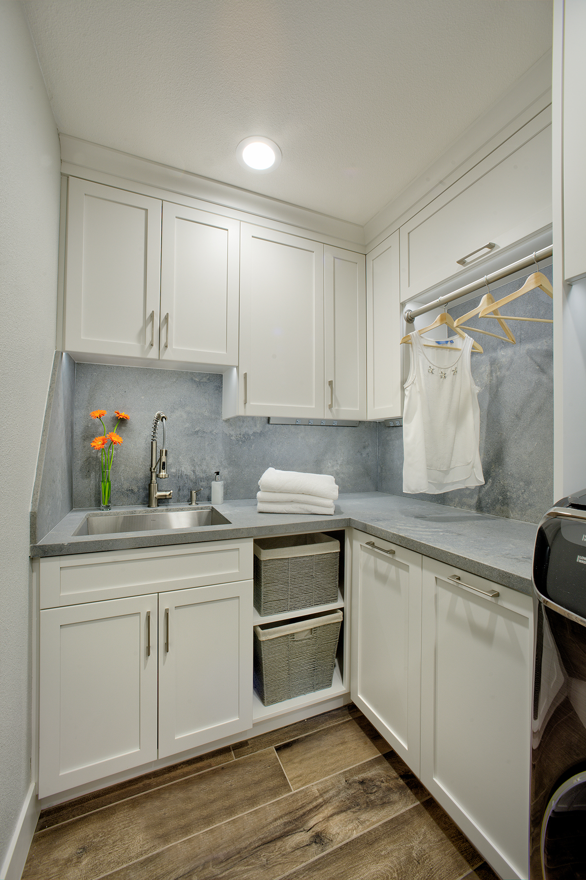Gold River Laundry/ Mudroom Remodel 2