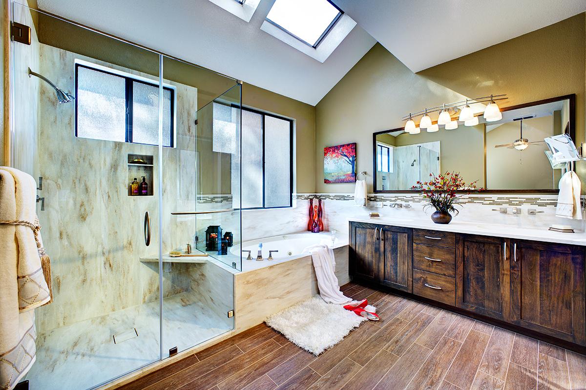 Fair Oaks Master Bathroom Remodel 3