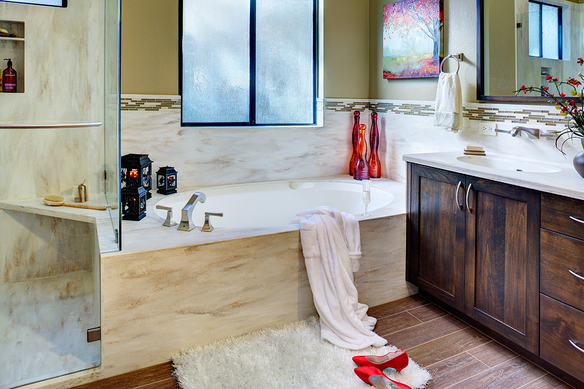 Fair Oaks Master Bathroom Remodel 4