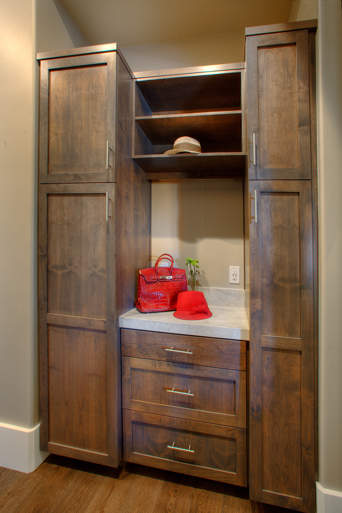 Loomis Mudroom New Construction 2