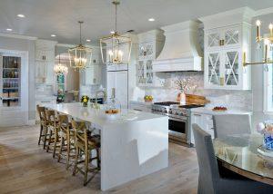 El Dorado Hills White Kitchen Remodel 16