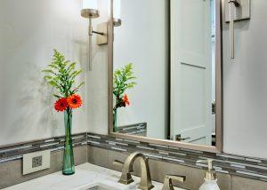 Lake Almanor Guest Bathroom New Construction 14