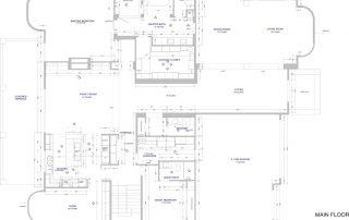 New construction floor plan