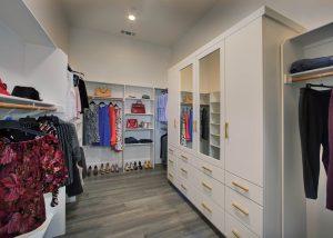 Folsom Walk-In closet with Mirror Doors New Construction 2