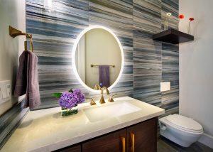 Folsom #3 Powder Bathroom New Construction 7